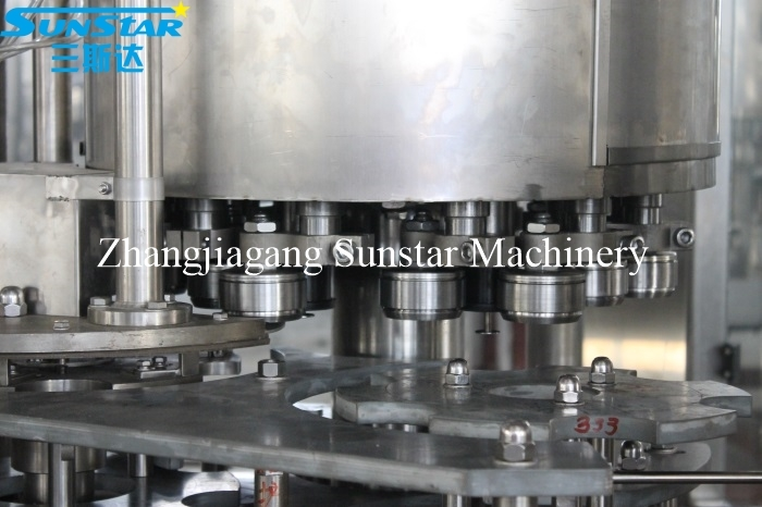 automatic can seamer for tin aluminum pet can