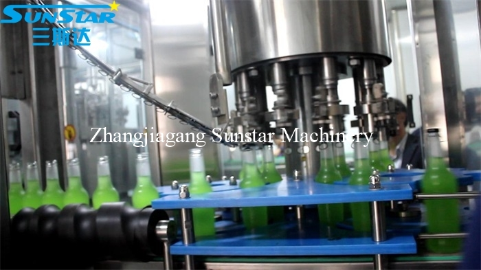automatic pull ring capper for beer