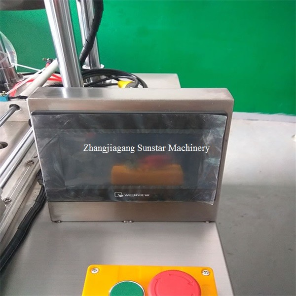 vacuum can sealing machine