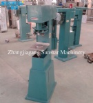 Semi automatic aluminum tin paper PET can seaming machine