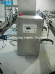 Automatic water cooling electromagnetic induction aluminum foil sealing machine