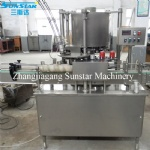 Automatic aluminum tin pet can seamer machine for juice milk drink 6000cph
