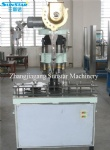 Automatic crown capper machine for beer soda water 2000bph
