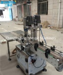 Automatic multi-function screw capping machine for various screw caps